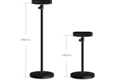 X-Floor stand(black)4
